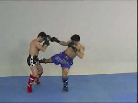 Kick Boxing Defense & Counter Image 1