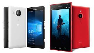 Что быстрее Lumia 950XL или Lumia 1520