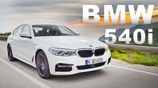 五力全開 科技大耀進 BMW 540i M-Sport sDrive | 海外試駕