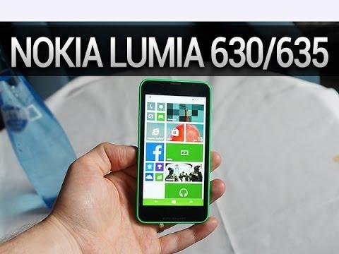 Nokia Lumia 630/635, prise en main - par Test-Mobile.fr