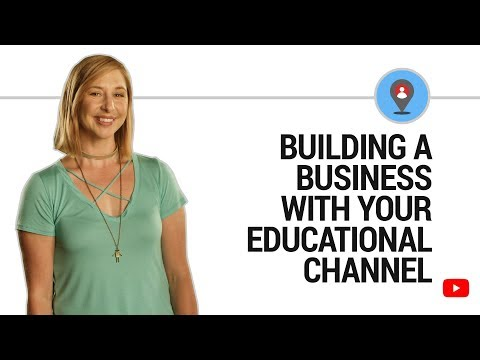 Mary Doodles shares ways to build a business with your educational channel