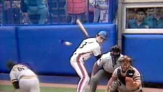 Lee Mazzilli Wins Doubleheader For New York Mets!