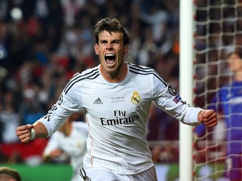 Gareth Bale Real Madrid~First Season 2013-2014