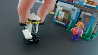 How to Build a Robot Butler - LEGO Creator 3in1 - Building Tips