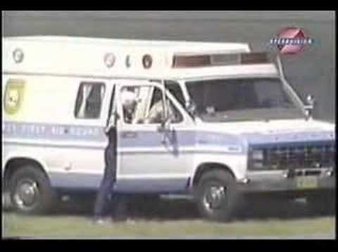 Dale Earnhardt's 1982 Pocono Flip Video