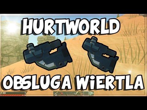 Hurtworld - JAK UŻYWAĆ WIERTŁA DO RAIDÓW?