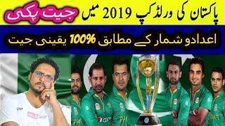 World Cup 2019 - Winning Prediction & Chances of Pakistan Team In ICC Cricket World Cup 2019