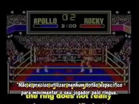 Nerd Revoltado dos Videogames: Episódio 16 – Rocky [Segunda Versão] (Legendado)