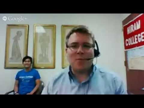 Hangout with Hiram College