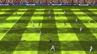 Killy - FIFA 14 Android - FCB VS Real Valladolid