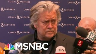New Book: Bannon Called Pelosi 'An Assassin' After She Challenged Trump | The Last Word | MSNBC
