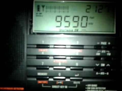 9590kHz - Radio China Internacional