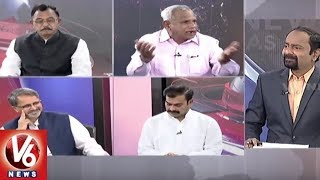 Special Debate Over Opposition Comments On Governor Narasimhan | Good Morning Telangana