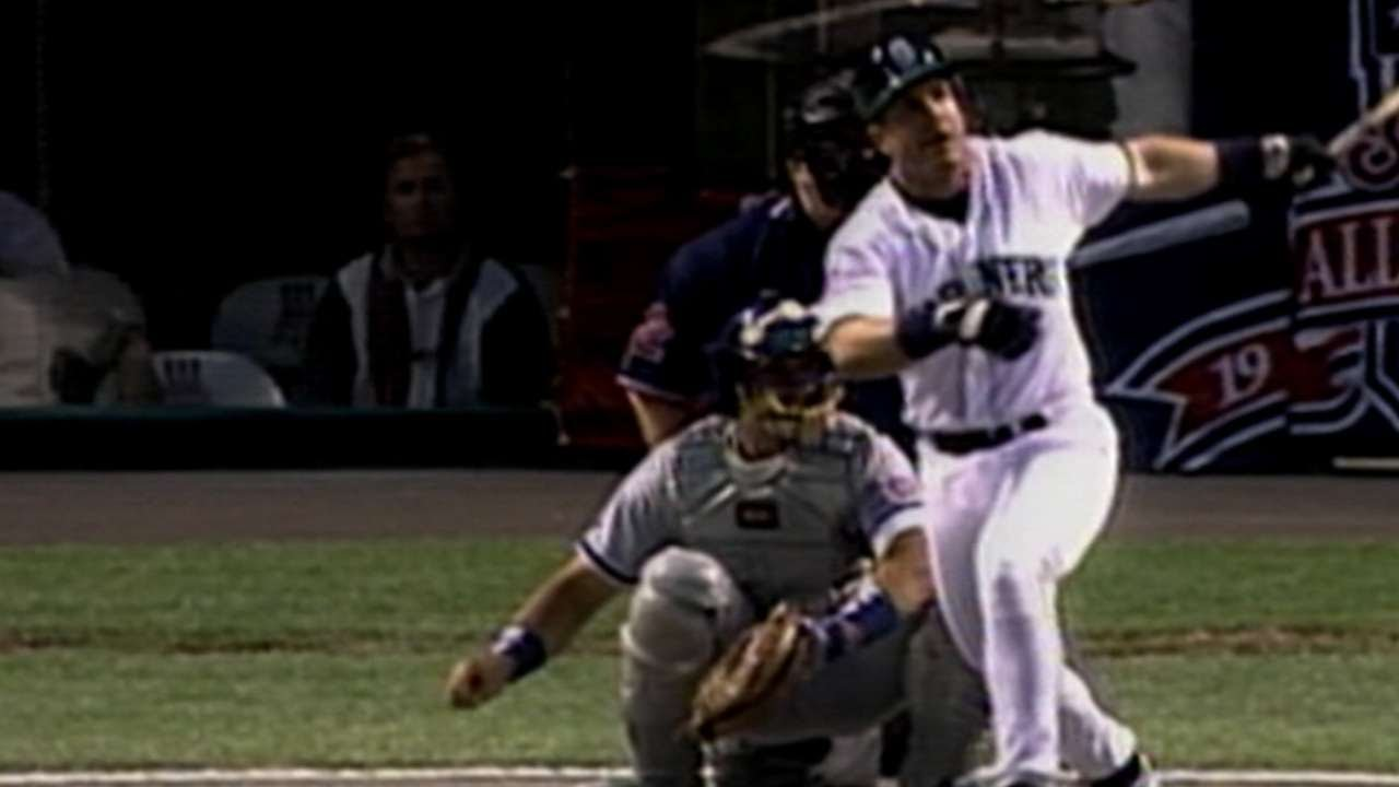 1997 ASG: Edgar Martinez's homer gives AL 1-0 lead