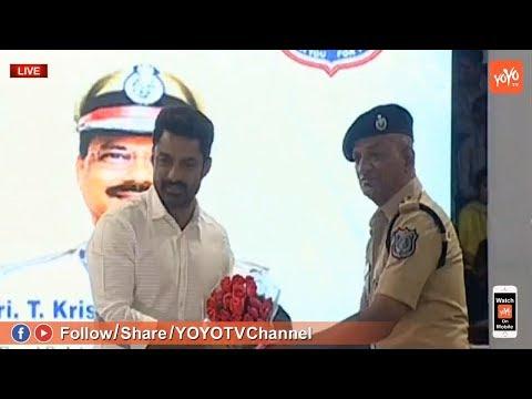 Jabardasth Team & Rachakonda Police Traffic Awareness Program for Students | Kalyan Ram | YOYO TV