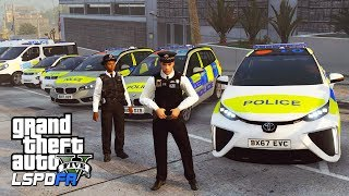 GTA 5 UK POLICE MOD LIVESTREAM!! | LSPDFR: THE BRITISH WAY #152 (GTA 5 PC POLICE MOD)