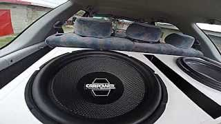 2x CARPOWER and HIFONICS COLOSSUS Final Edition /// Audio System