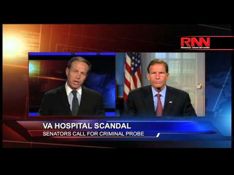 VA Hospital Scandal - Senators Call for Criminal Probe