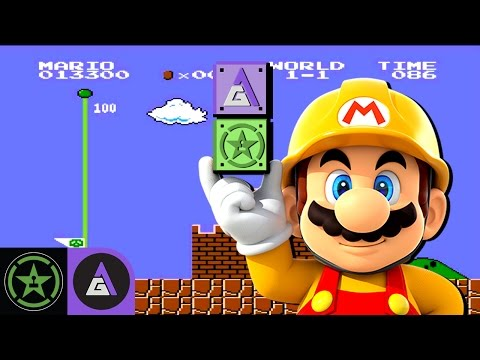 Let's Play - Mario Maker with Game Attack Part 2