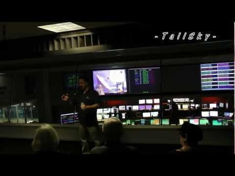 NASA Jet Propulsion Laboratory (JPL) Deep Space Network Command Center