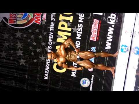 abdul mutalib buda at the championship in Kazahstan