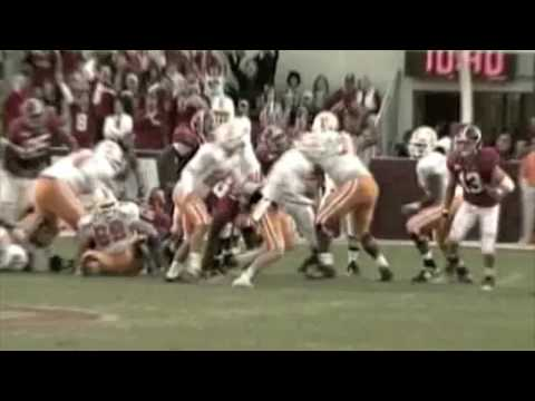 Baltimore Ravens Draft - DT Terrence Cody Alabama Crimson Tide Video