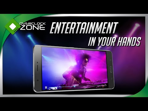 รีวิว ASUS Zenfone 3 Ultra : Entertainment In Your Hands