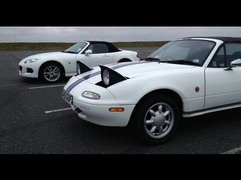 2013 Mazda MX-5 1.8 SE Review: Inside Lane