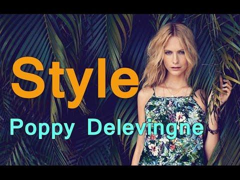 Poppy Delevingne Style Poppy Delevingne Fashion Cool Styles Looks 1