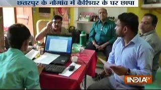 MP Lokayukta Raids Cashier's House in Chattarpur, Seizes Undisclosed Property