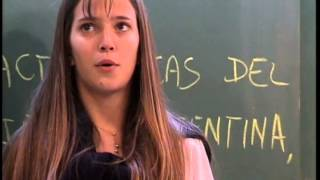 Rebelde Way I capítulo 32, examen oral