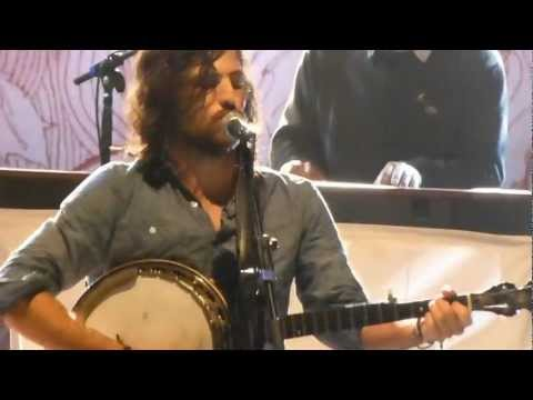 The Avett Brothers~ That's How I got to Memphis (Tom T. Hall Cover) 10-12-2012
