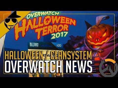 OVERWATCH NEWS - Hallooween 2017 - Ray der Pilot - Gildensystem