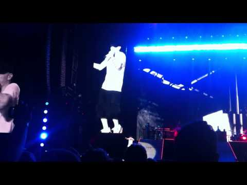 Eminem - Monster Live In Brisbane Australia 2014 video