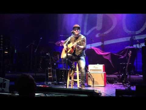 Kip Moore VIP sound check Lipstick House of Blues Boston 11/15