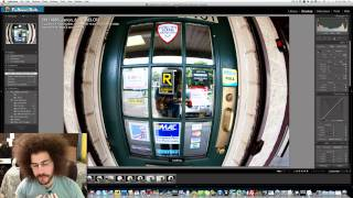 Canon 8-15mm F4 USM Fisheye Lens Review