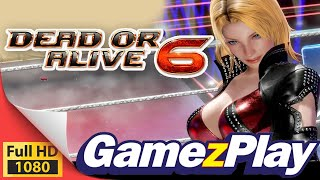 Professional Wrestling Themed Storyline in Dead or Alive 6 met the girls