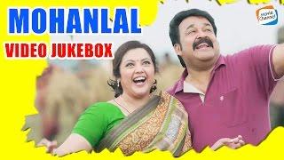 Super Hit Malayalam Film Songs | Mohanlal Jukebox | Mohanlal Meena Dhivya Unni Movie Songs