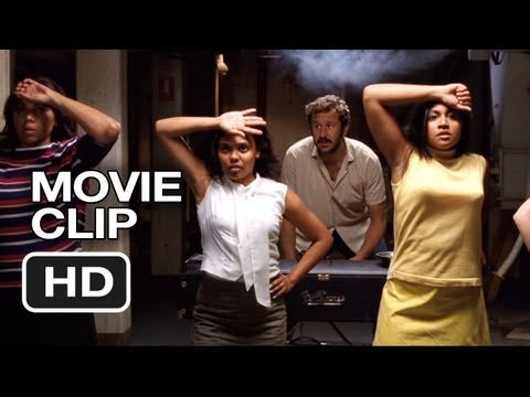 The Sapphires US Release CLIP – Rehearsal (2013) – Chris O'Dowd Movie HD