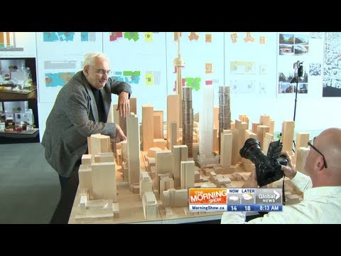 David Mirvish talks about theatre district redevelopment