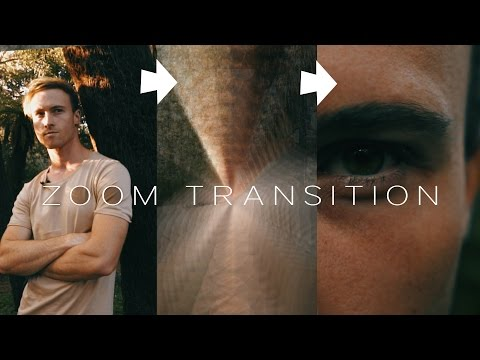 Sam Kolder smooth ZOOM transition tutorial (free)