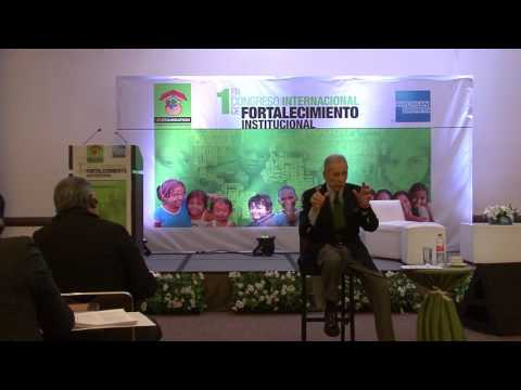 Conferencia Dr. Jerold Panas - Yo no voy a pedir
