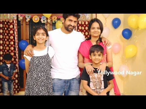 Sekhar Master Family Photos | Dance Master Sekhar Family Photos thumbnail