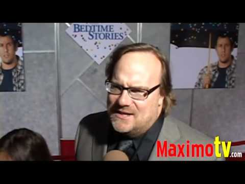 BEDTIME STORIES (2008) Movie Premiere Red Carpet Los Angeles Maximo TV