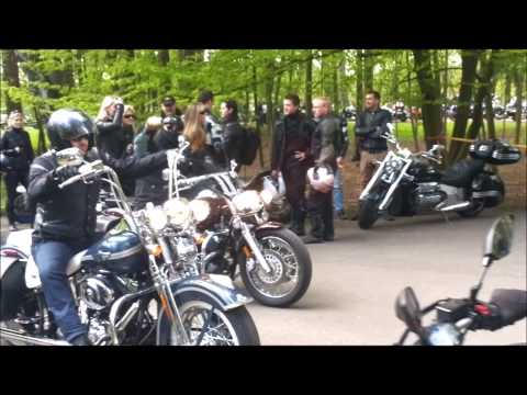 moto sezono atidarymas 2015 05 02 Vilnius/открытие мото сезона 2015 05 02 Вильнюс