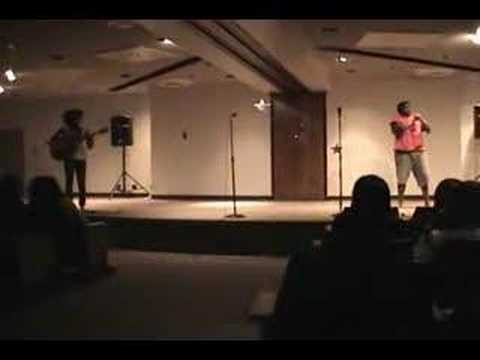 "Interpretative dance to song ""Listen"" by Tenisha Rochelle"