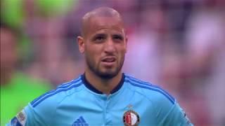 De winnaar van de Gouden Schoen: Karim El Ahmadi