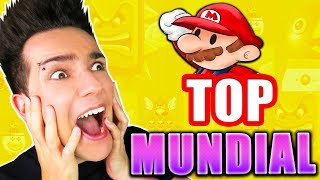 TOP 10 LEVELS - SUPER MARIO MAKER 2