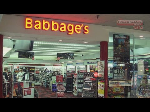 Rise of Babbage's and Video Game Stores  - Video Game Years 1984