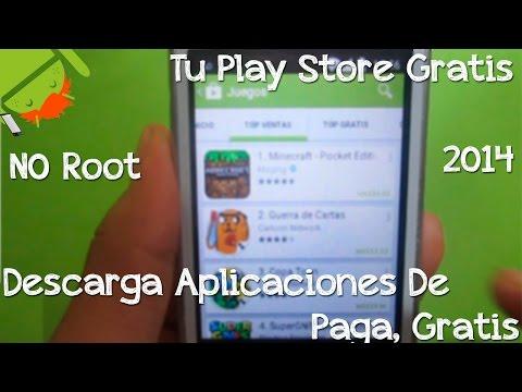 Toda La Play Store Gratis | Descarga Aplicaciones De Pago GRATIS En Android | NO ROOT ♥